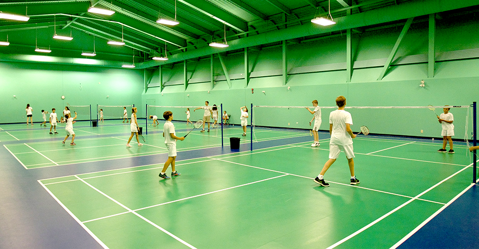 Badminton Camp Boulevard